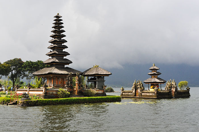 Bali trip temples