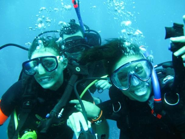 Voyageurs en Thaïlande - Plongée