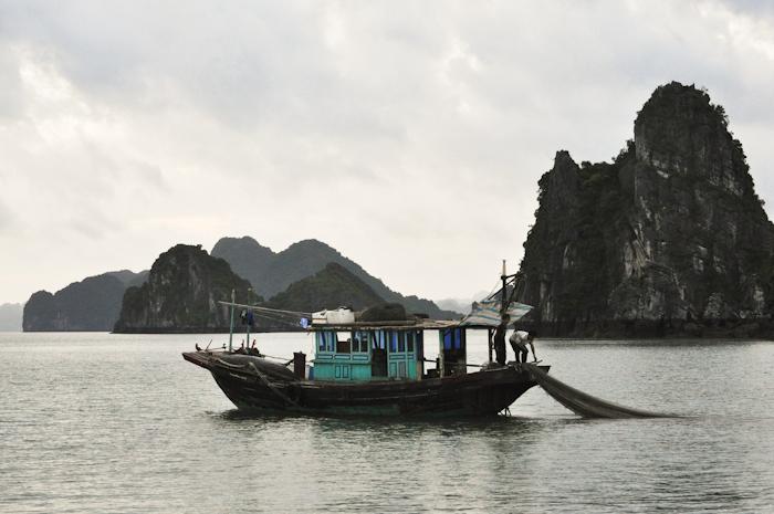 Galères Voyage Vietnam
