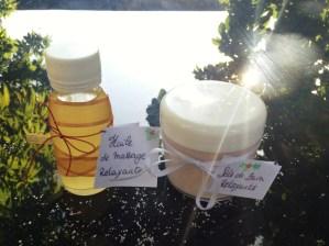 Read more about the article *DIY Noël* : Un cadeau 100% relaxation !
