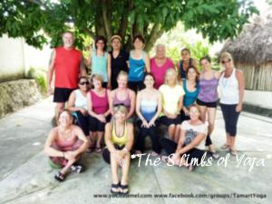 Mon stage et mes réflexions sur le Yoga