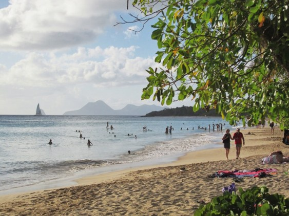 Retrouver ses amis en voyage – Martinique