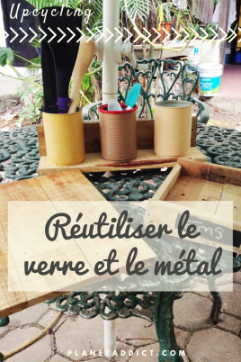 Pinterest-upcycling verre metal