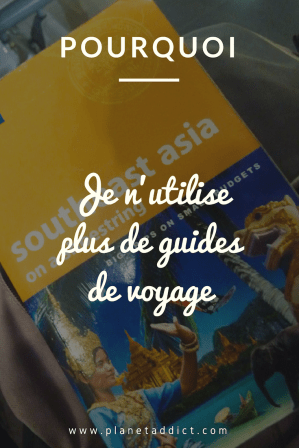 Pinterest - guide voyage