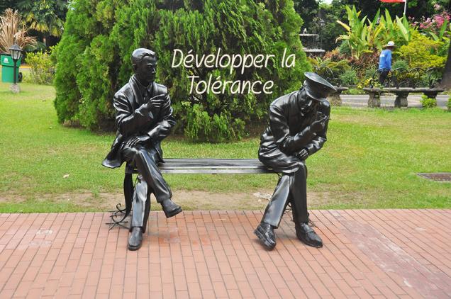 Développer la tolérance