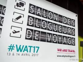 Salon des blogueurs #WAT17