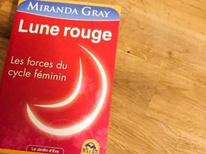 Renouer avec ses cycles et faire un cadran lunaire – Lune Rouge de Miranda Gray