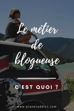 Pinterest- blogueuse
