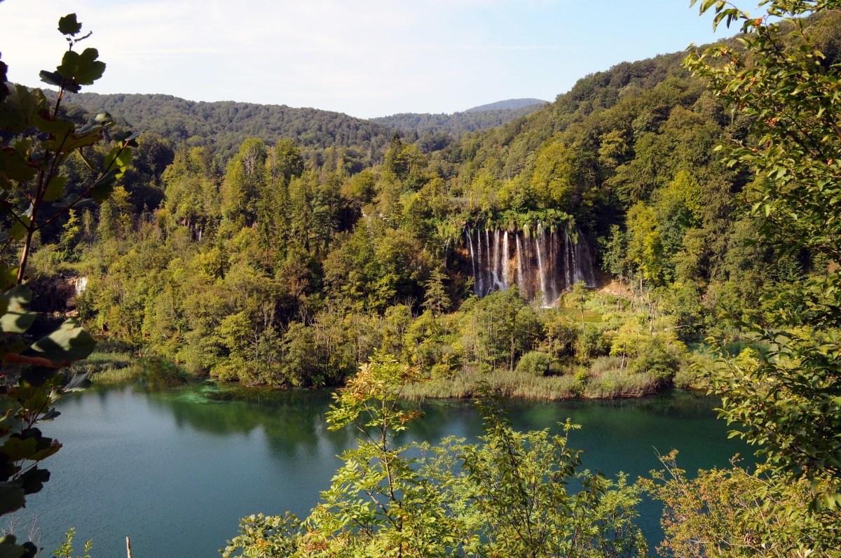Plitvice fall 2