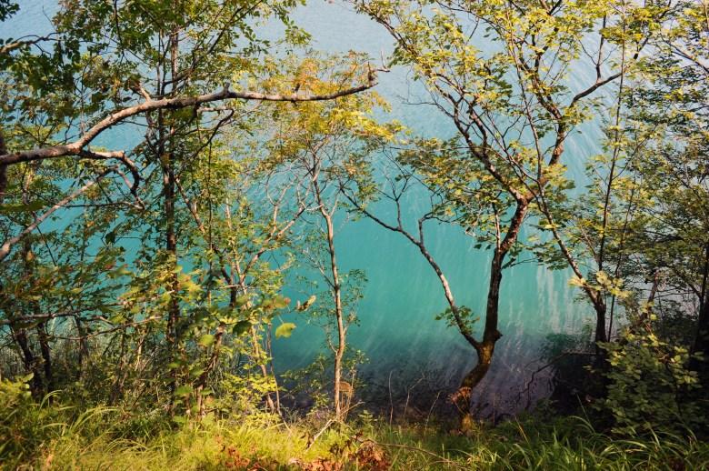 Plitvice water