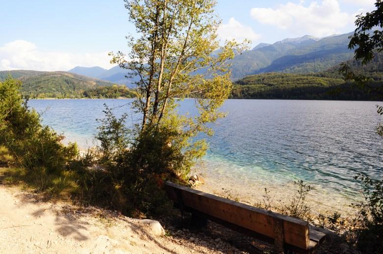 Bohinj Lake - Slovénie