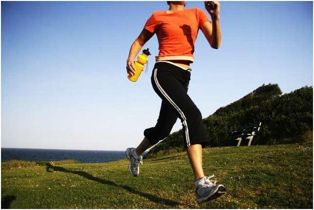 melhorar o rendimento físico em corridas