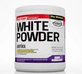 White Powder Power Supplements