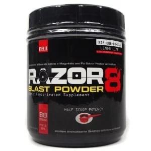Razor 8 Blast Powder