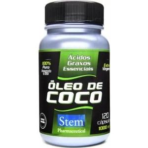Óleo de Coco 1000mg Stem