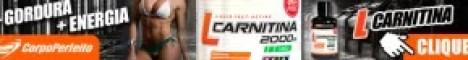 L-Carnitina 2000mg - NeoNutri