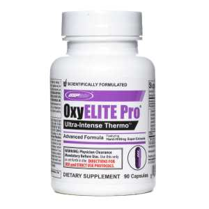 Oxyelite Pro não é mais fabricado suplemento