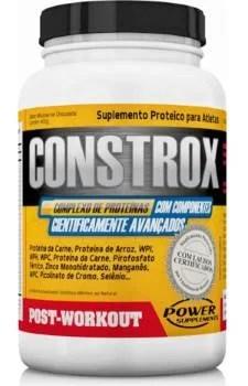 Complexo de Proteínas Constrox Power Supplements