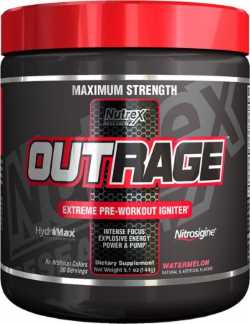 OutRage Nutrex