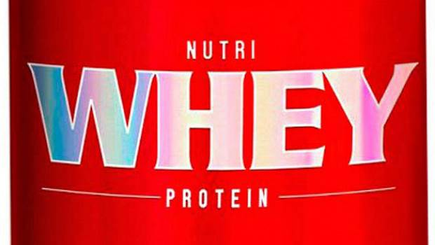 Nutri Whey Protein Integral Medica
