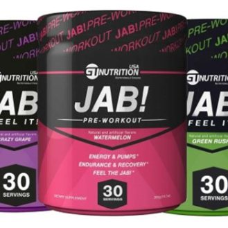 Pré Treino JAB GT Nutrition