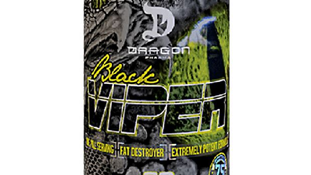 Black Viper Dragon Pharma
