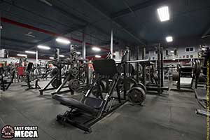 Bev Francis's Powerhouse Gym