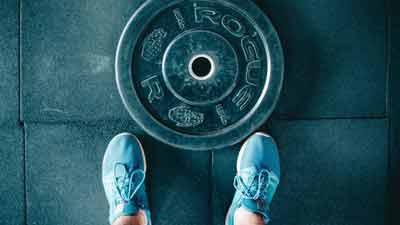 BCAA + Musculção