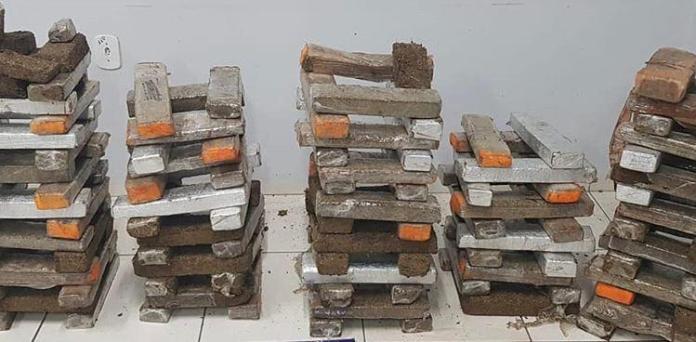 WhatsApp Image 2020 09 05 at 13.05.40 - Polícia Federal e PRF em Vilhena apreende 135 kg de maconha transportada camuflada em carreta que veio do Sul do Brasil para Rondônia