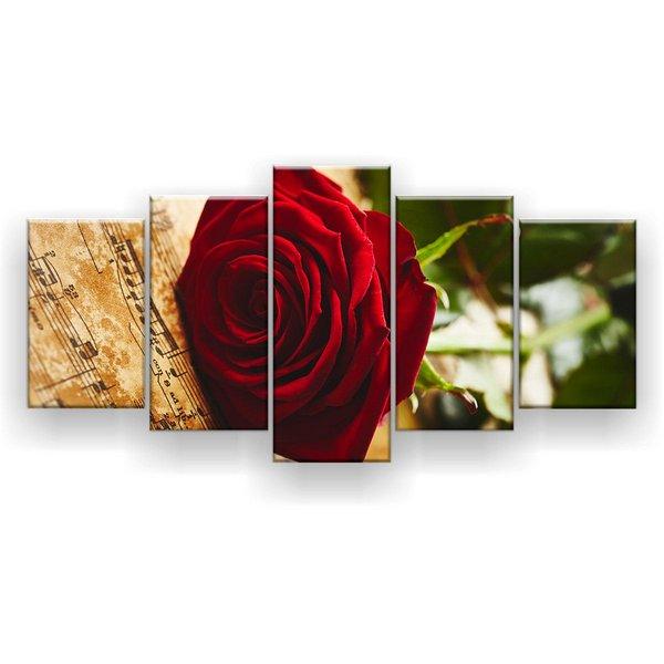 Rosa vermelha da cigana