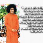 Frases y reflexiones de Sathya Sai Baba