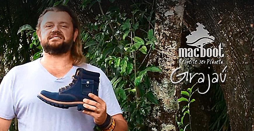 Boot Grajaú: Richard fala sobre o lançamento da Macboot