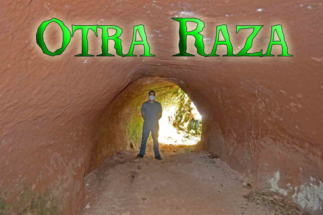 """Descubrieron un Túnel de 10 mil Años de Antigüedad Excavado por """"Otra Raza"""""""