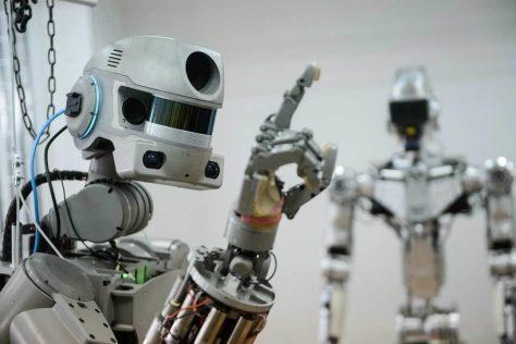 El 'Terminator' Espacial de Rusia