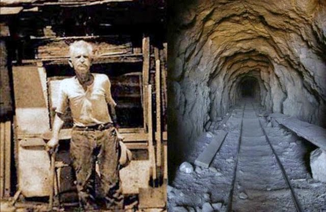 El Hombre que Excavó un Túnel con sus Manos