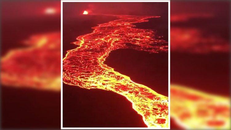 Últimas Imágenes Desde Hawai, Volcán Kilauea
