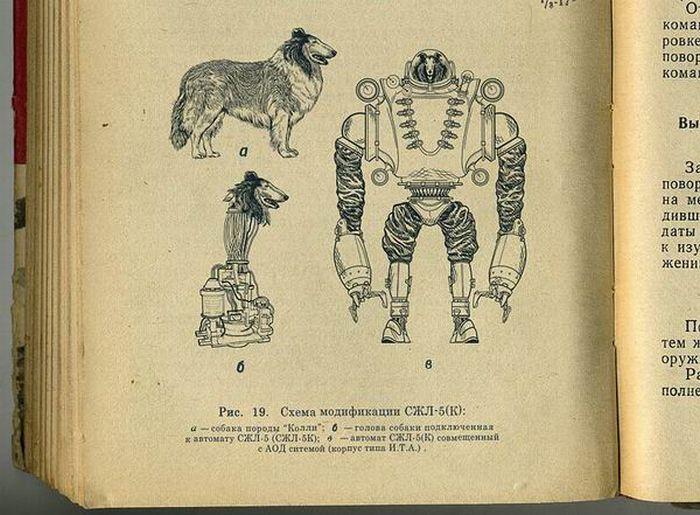 El Increíble Perro Robot