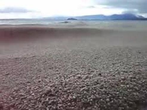 Clima Extremo Las OLAS DE PIEDRA