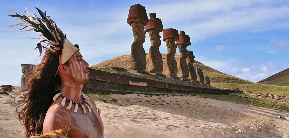 El misterio de la Isla de Pascua: su civilización no se colapsó
