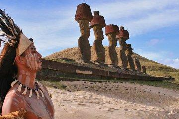El misterio de la Isla de Pascua