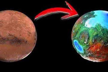 La imposibilidad, por el momento, de 'terraformar' Marte.