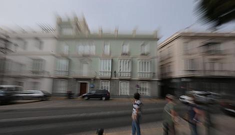 Los fantasmas de La Casa de los Espejos en Cádiz