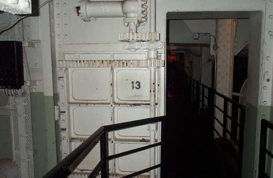 La Leyenda Del Queen Mary
