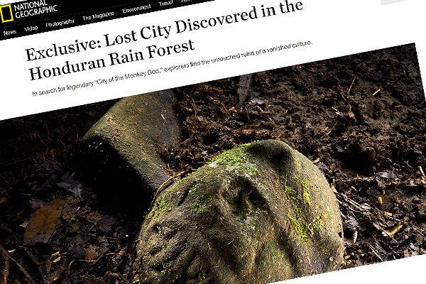 7 Descubrimientos arqueológicos sin precedentes que probablemente nunca has oído hablar de ellos