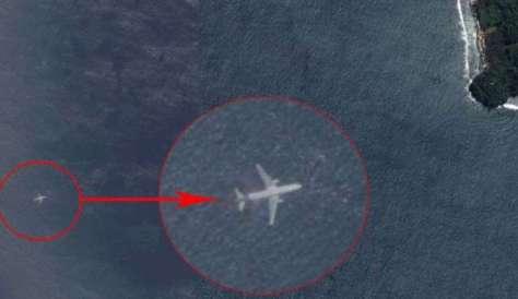 Aclarando el Misterio de Avión Sumergido