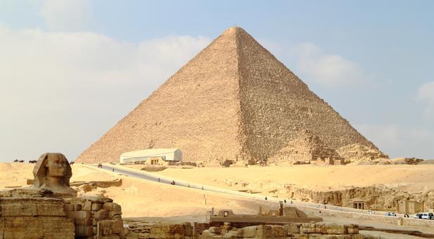 Keops los misterios del faraón