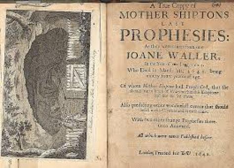 Profecías de la Madre Shipton