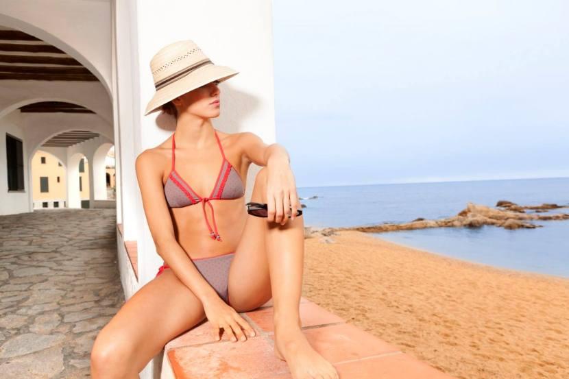 Bella Lola es una marca de bikinis sostenibles hechos en Girona.