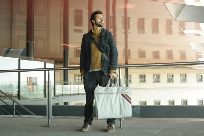 Oriol Rodríguez está detrás de la marca de moda sostenible para hombre 'Sense Nu'