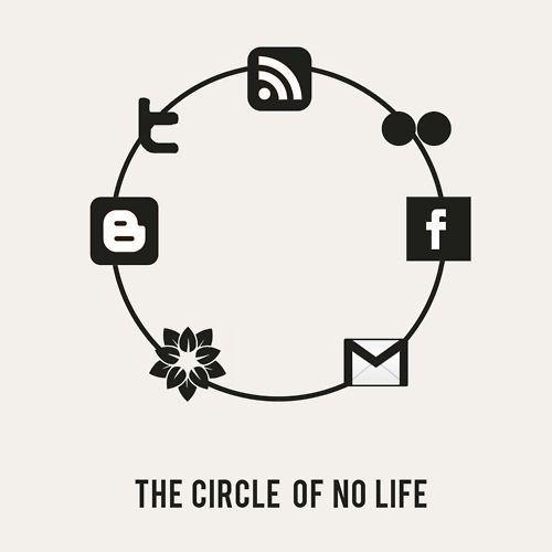 El circulo de la NO vida